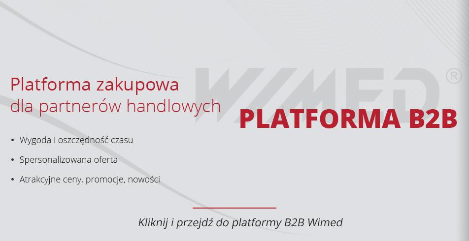 Platforma zakupowa dla partnerów handlowych