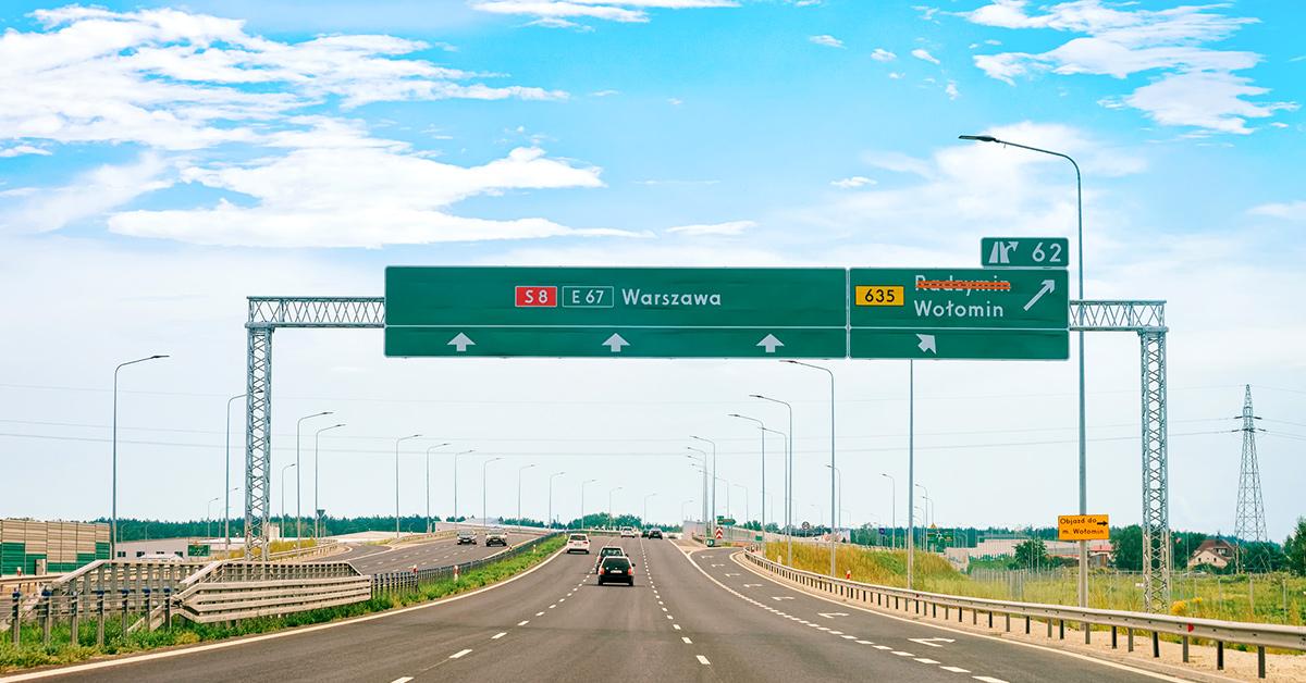Znaki drogowe cena dla zalogowanych w B2B Wimed